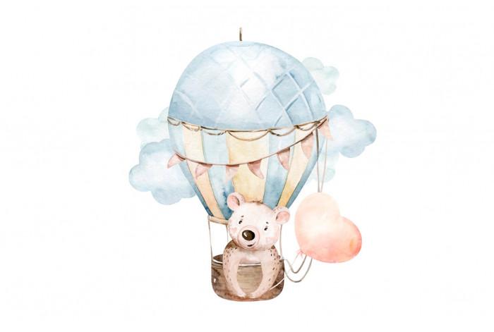 Картина На воздушном шаре